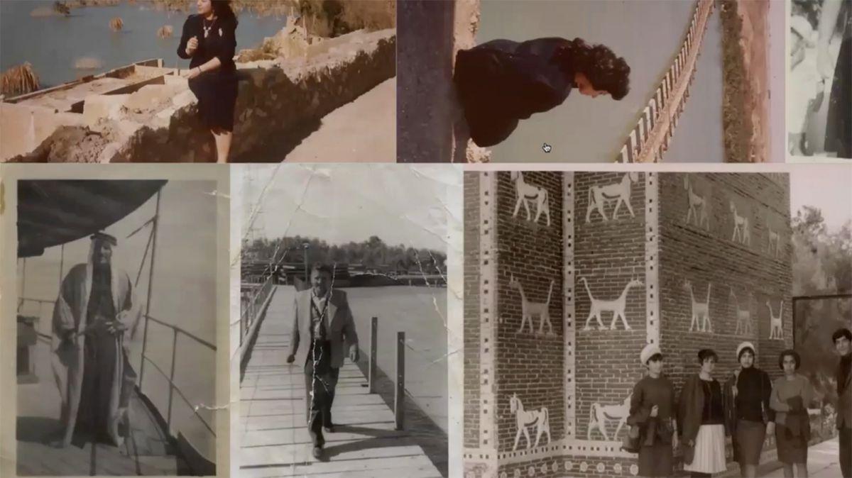 Iraq Photo Archive stills