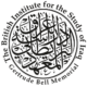 The British Institute for the Study of Iraq logo