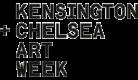 Kensington + Chelsea Art Week logo